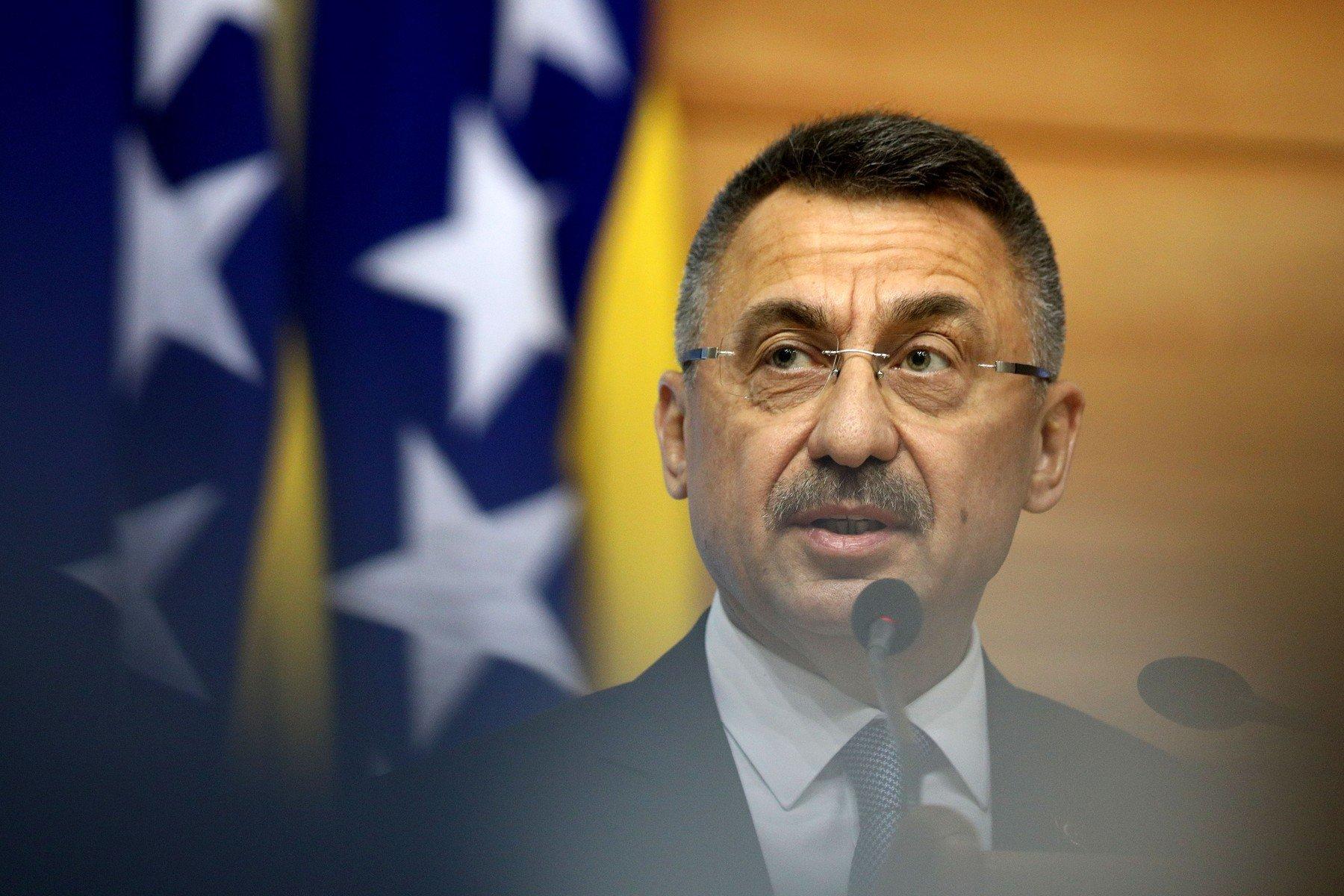 Turski potpredsjednik Fuat Oktay
