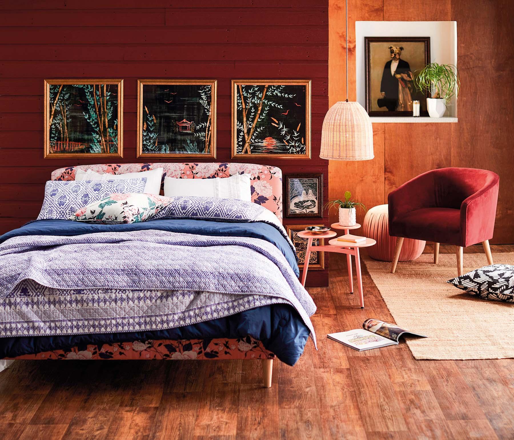 Cvjetna linija za dom holivudske zvijezde Drew Barrymore u skladu je s njezinim osobnim odjevnim stilom