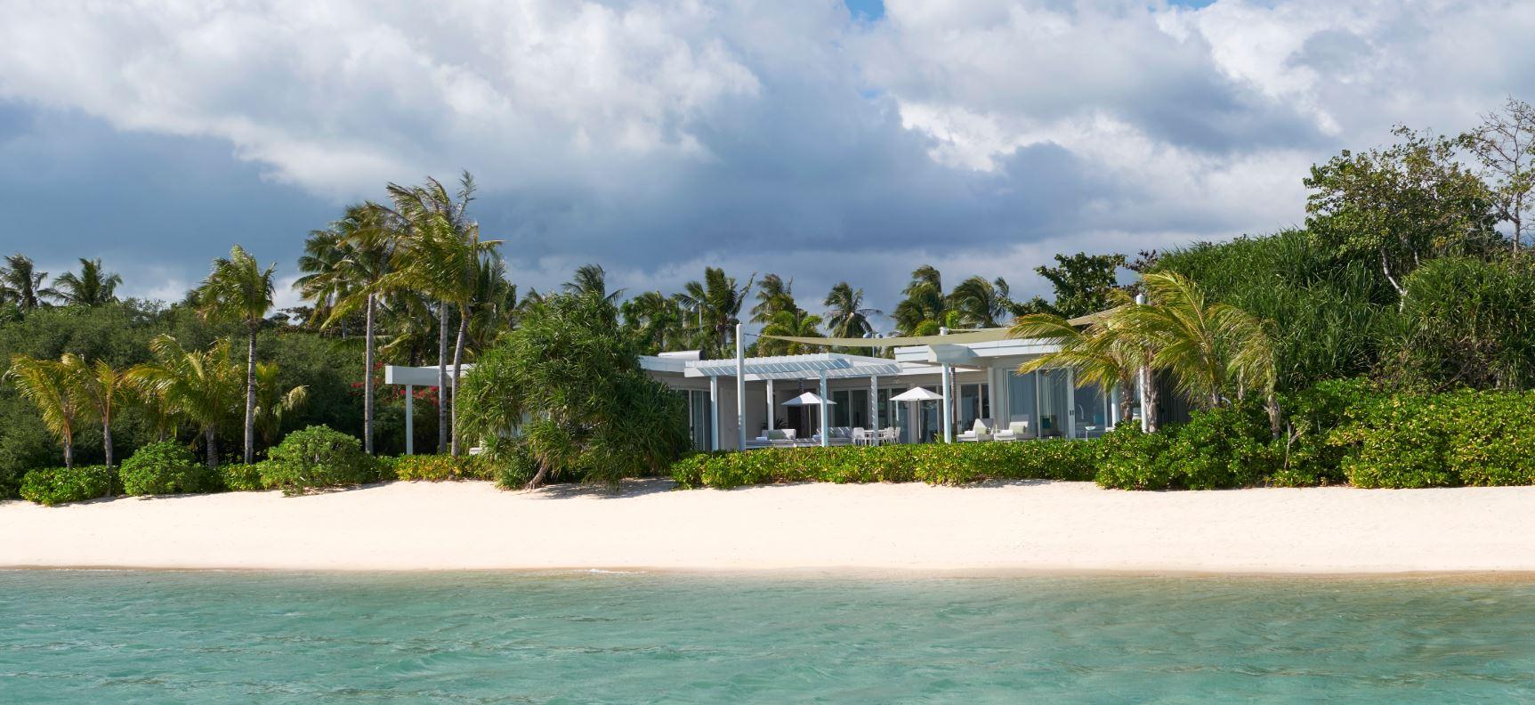 Resort na otoku Banwa