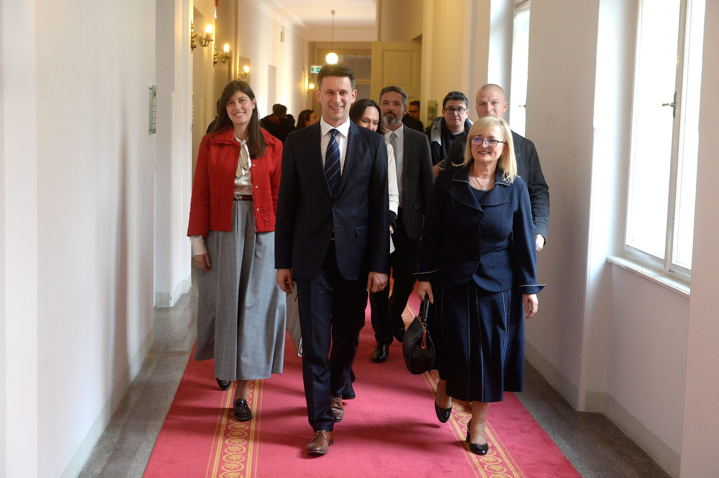 Mostovi kandidati za izbore za Europski parlament