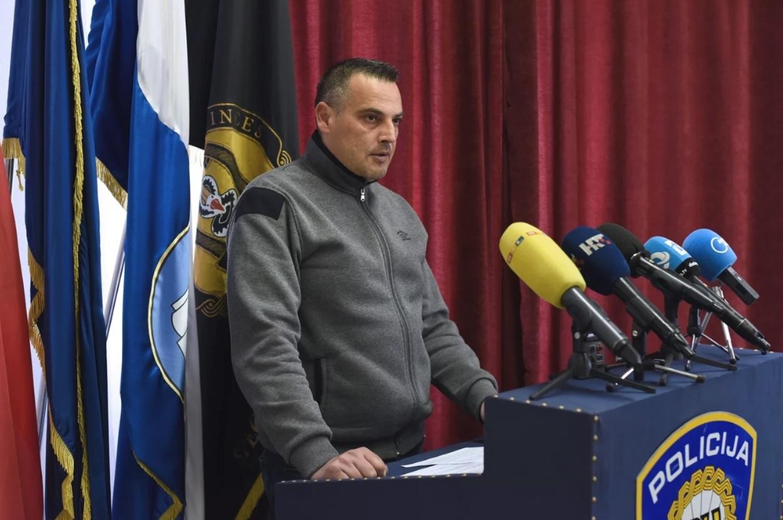 Romano Landeka, voditelj odjela organiziranog kriminaliteta PU zadarske