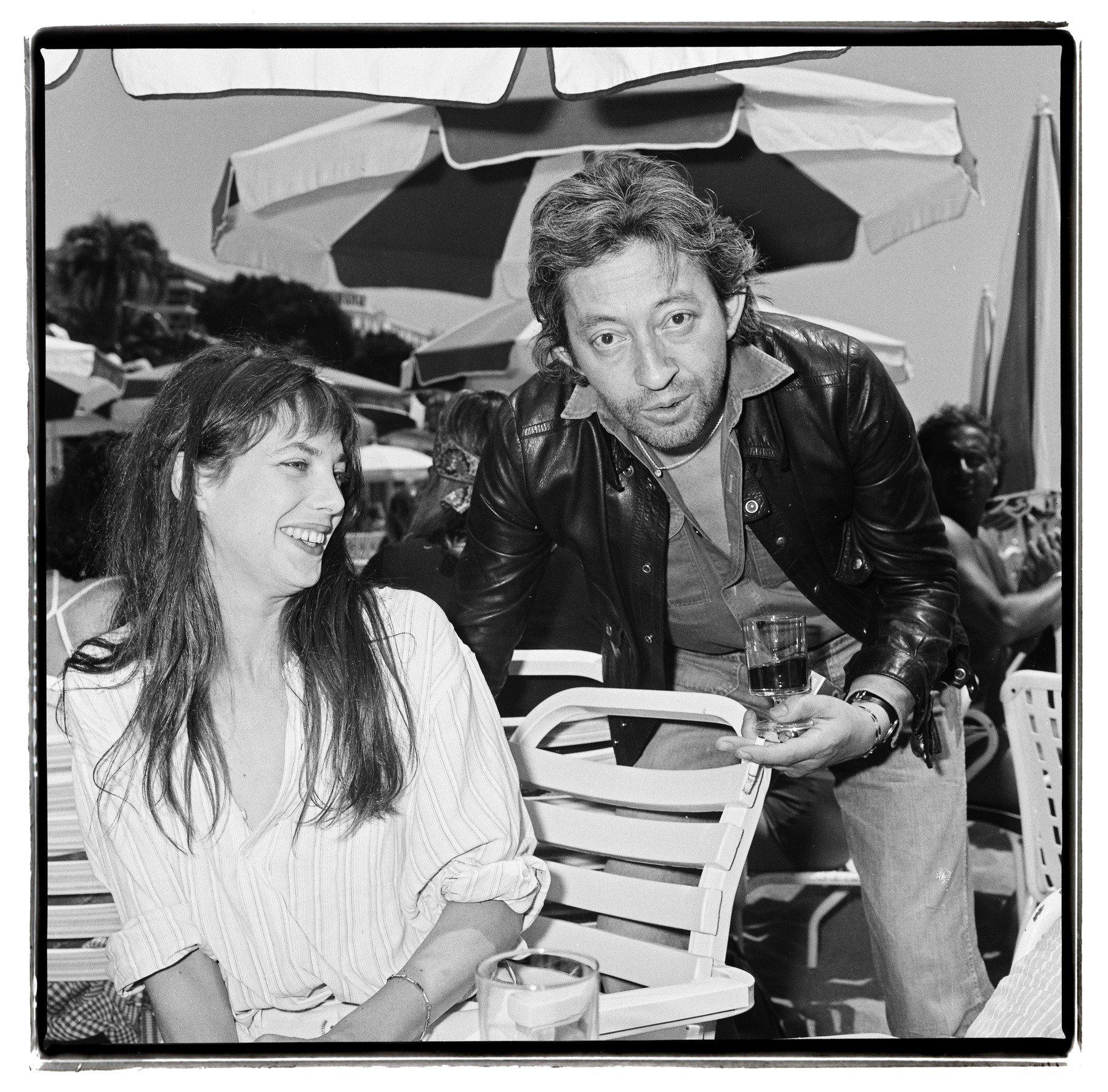 Jane Birkin i Serge Gainsbourg u Cannesu