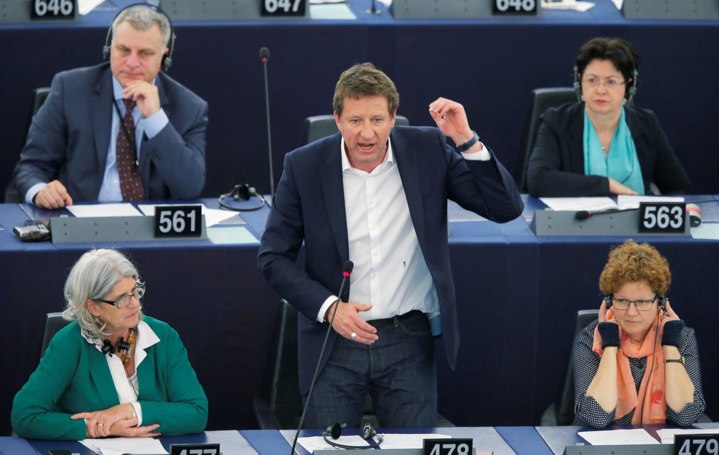 Europski parlament je mjesto burnih i oštrih rasprava