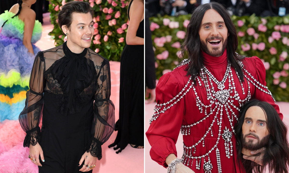 Harry Styles i Jared Leto