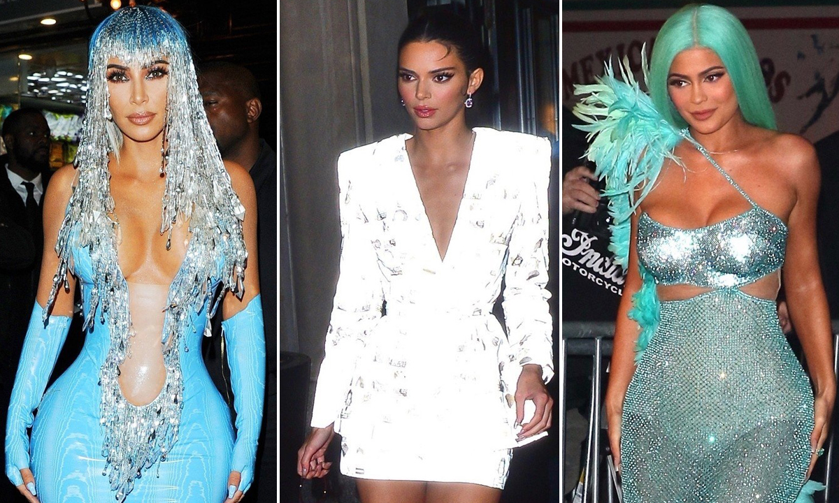 Kim, Kendall i Kylie