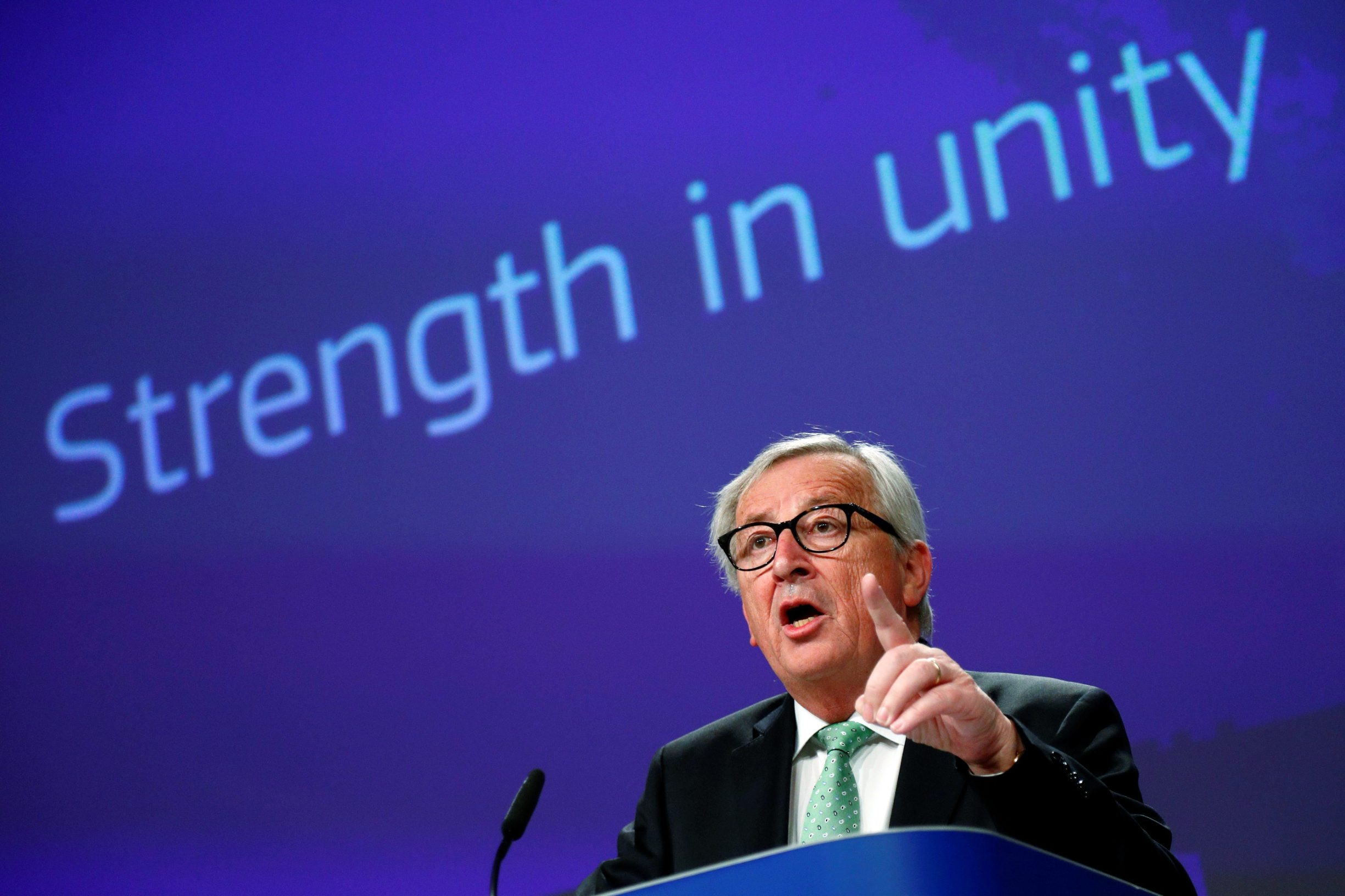 Jean-Claude Juncker, predsjednik Europske komisije