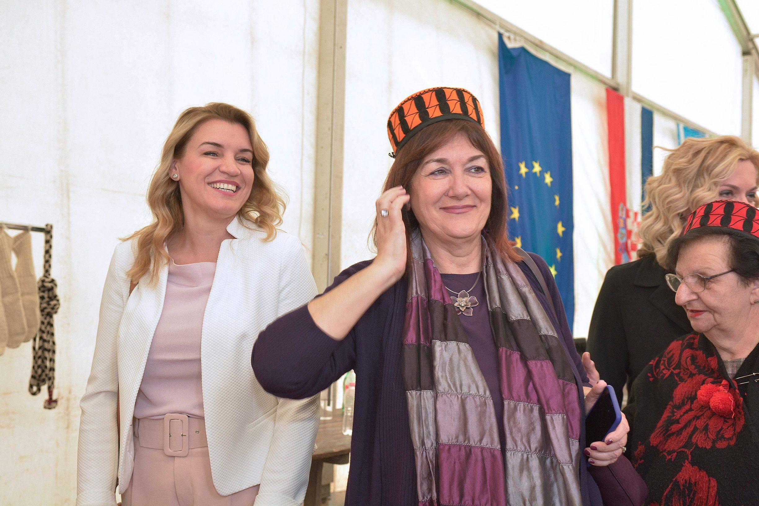 Europarlamentarka Dubravka Šuica koji ide po svoj treći mandat