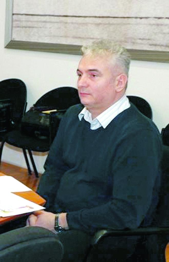 Saša Đurđić, profesor iz srednje škole u Križevcima koji je radio s lažnom diplomom