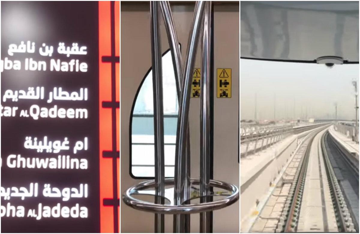 Metro u Dohi
