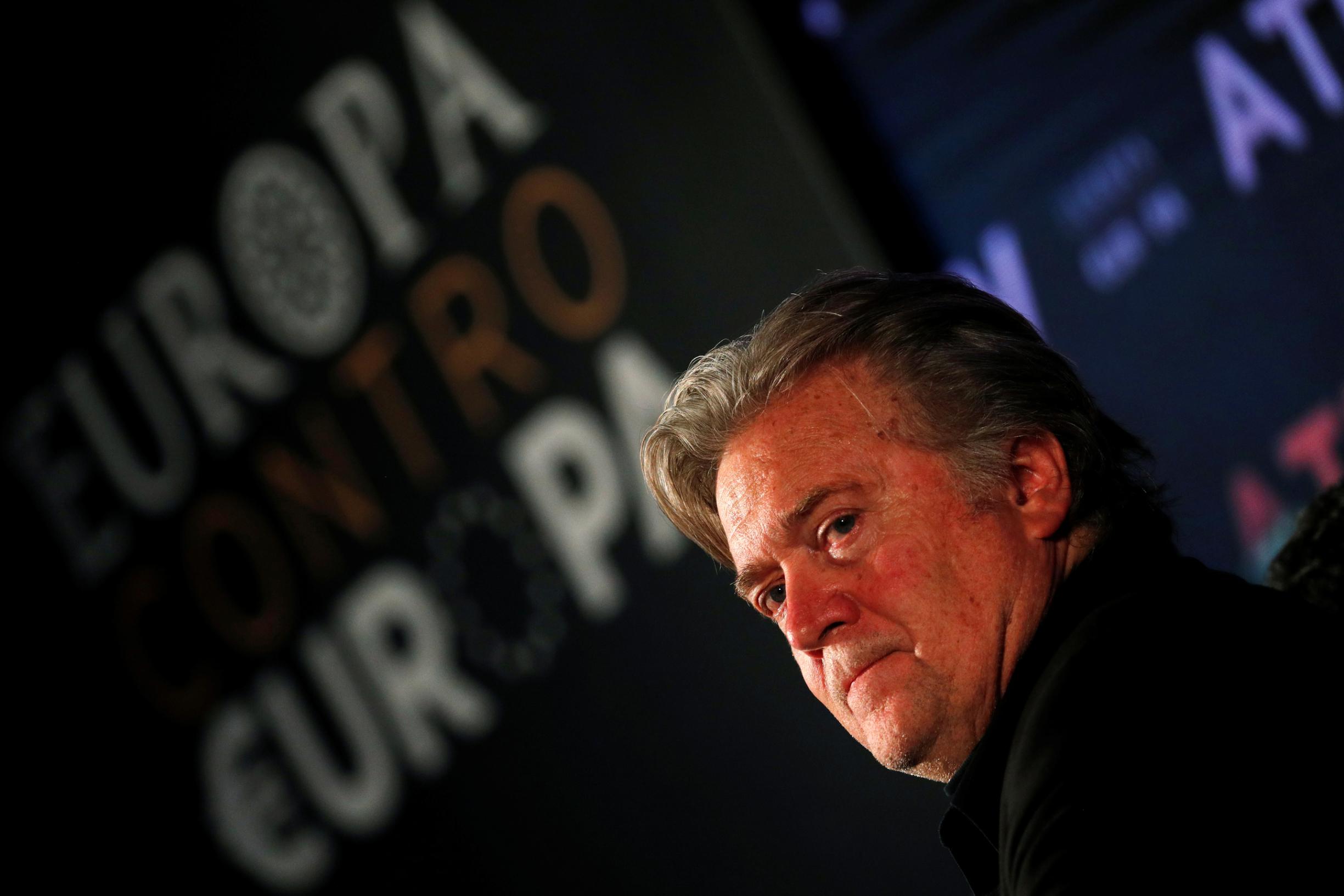Steve Bannon, bivši strateg američkog predsjednika Donalda Trumpa, poznat je po povezivanju europskih populista i nacionalista