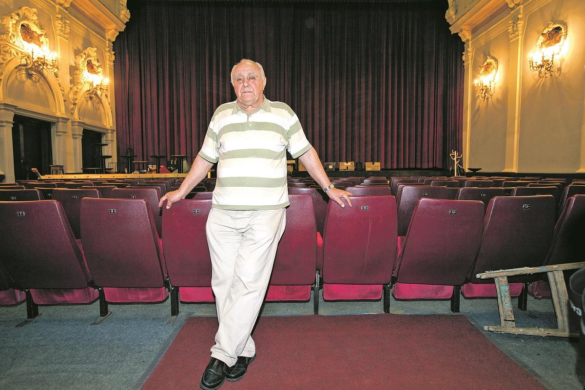 Joža Pekera, kino Europa