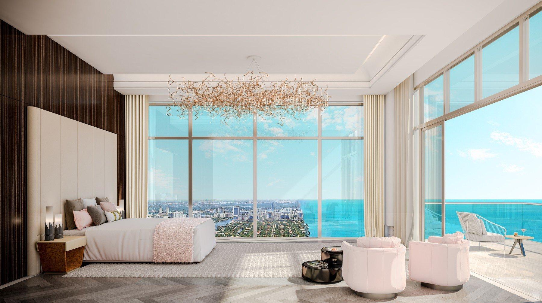 Luksuzni penthouse u Miamiju, ilustracija