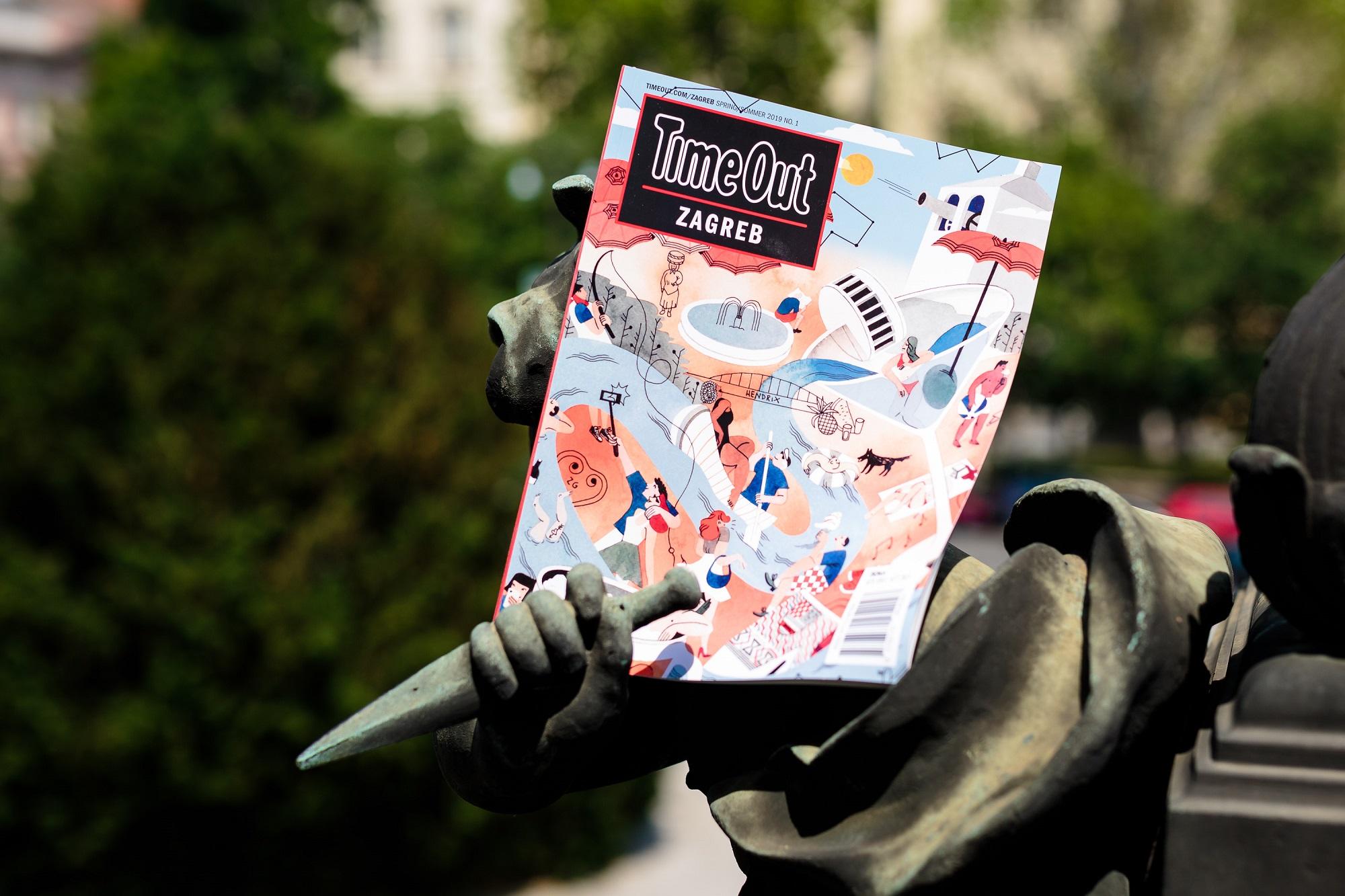 Predstavljen Time Out Zagreb (1)