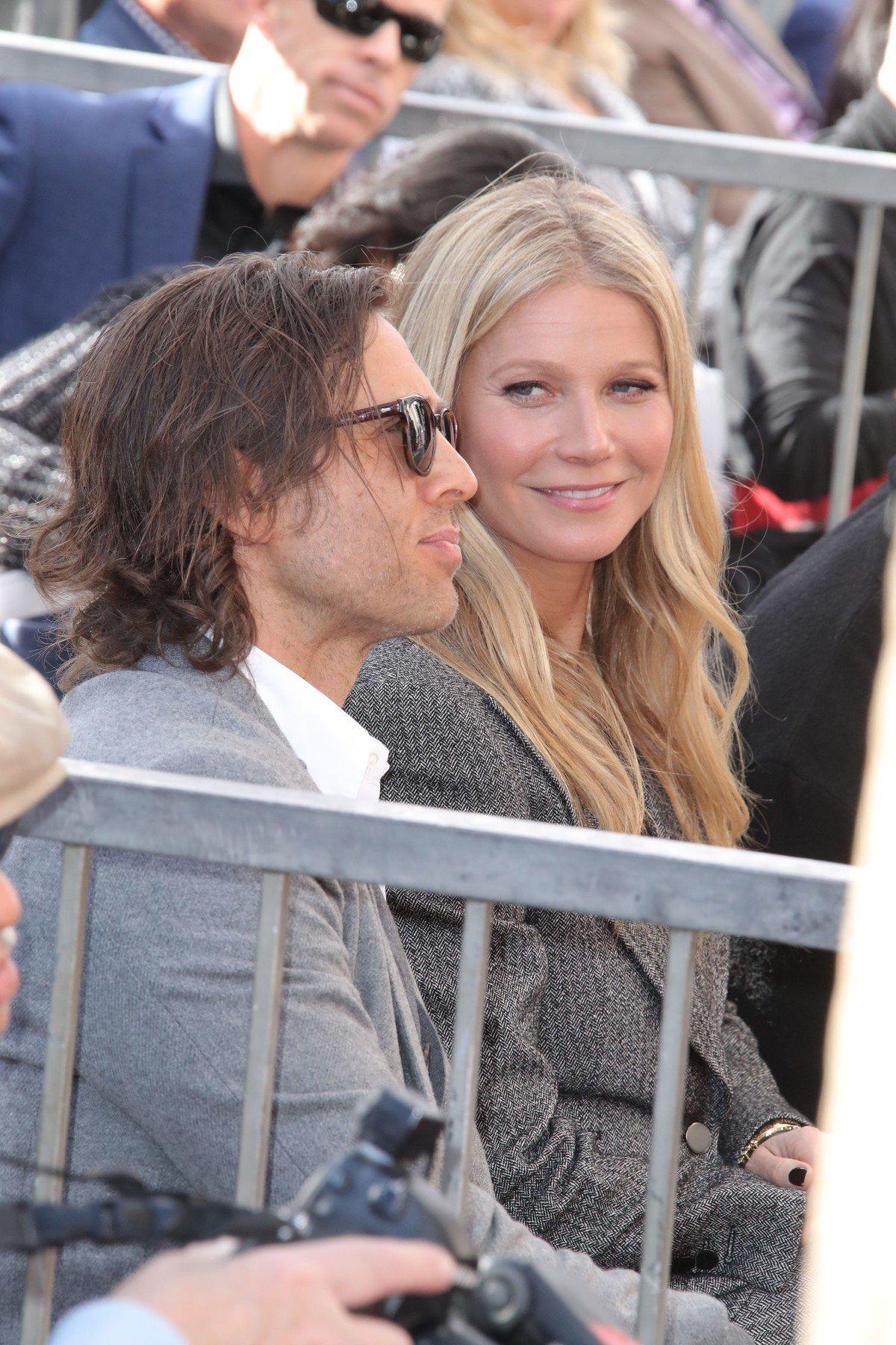 Brad Falchuk i Gwyneth Paltrow