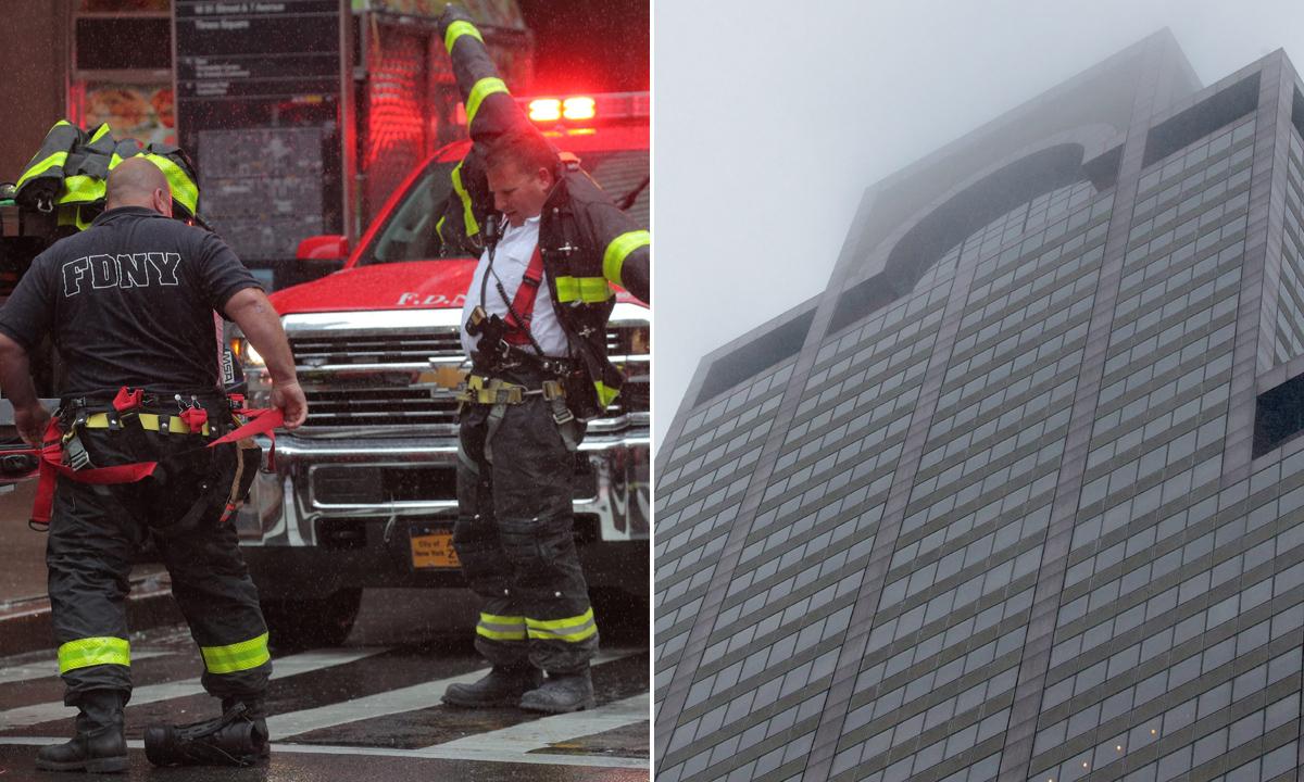 Pad helikoptera u New Yorku
