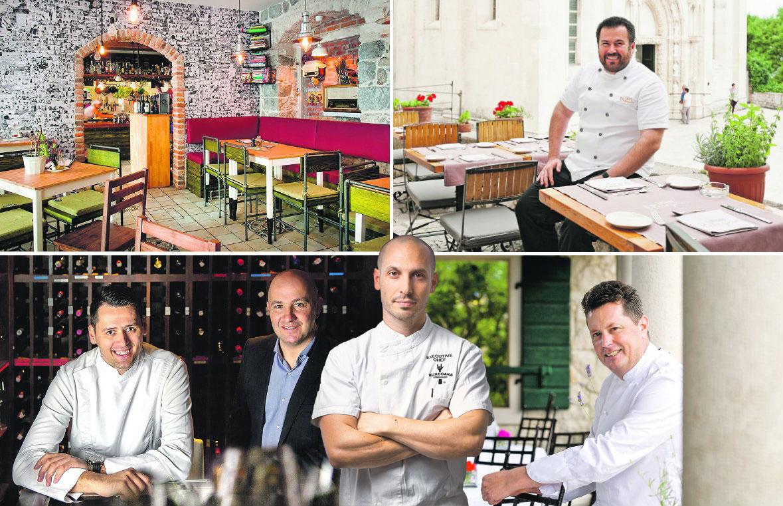 Ovogodišnji laureati: Corto Maltese, Pelegrini, Boškinac, Tvrtko Šakota i Restoran 360