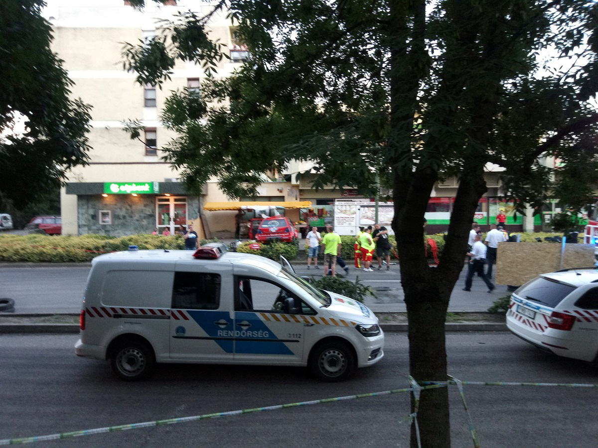 Nesreća u Mađarskoj
