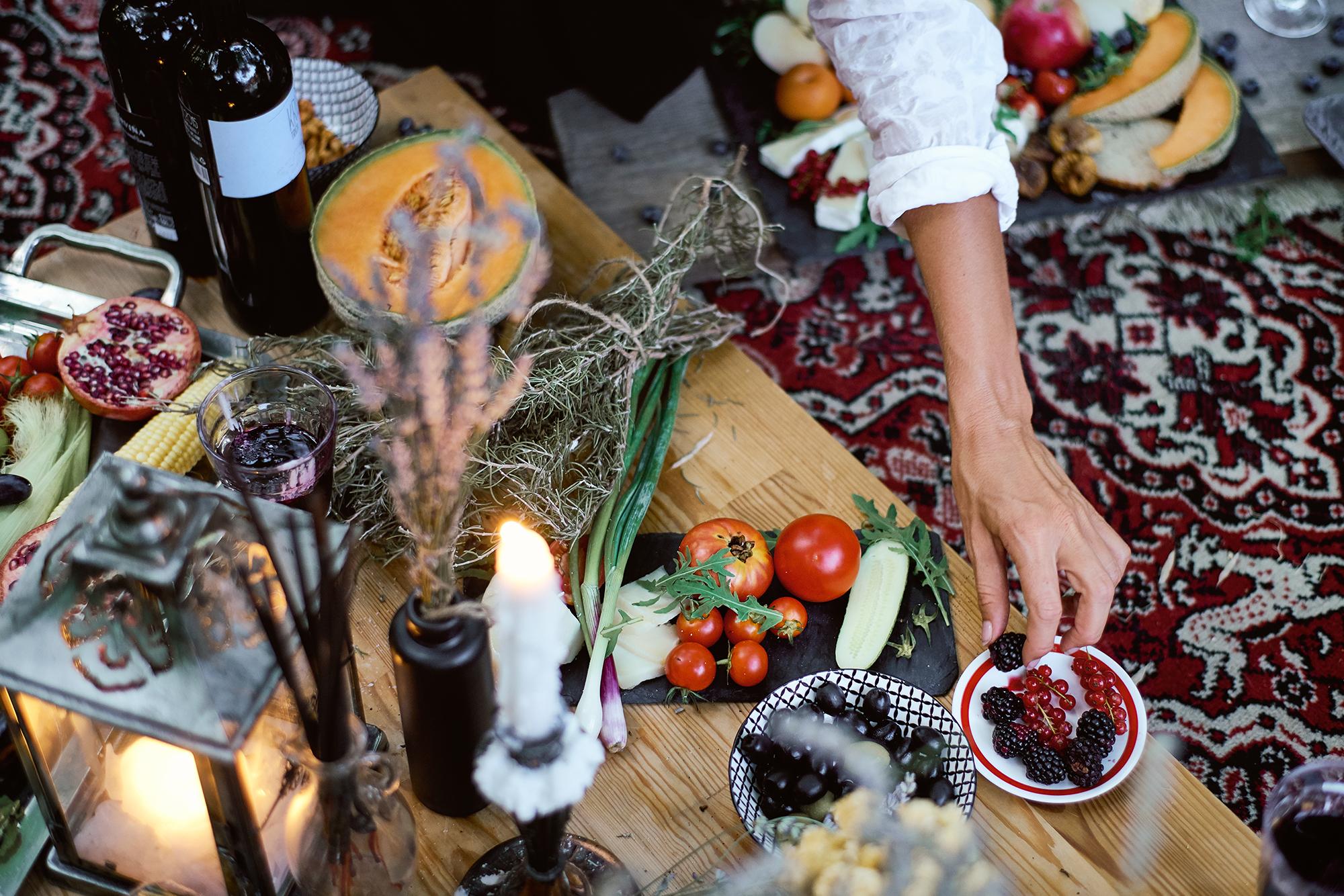 Zanimljiva gastro-ponuda sastoji se isključivo od prirodnih i sezonskih namirnica domaćih OPG-ova!