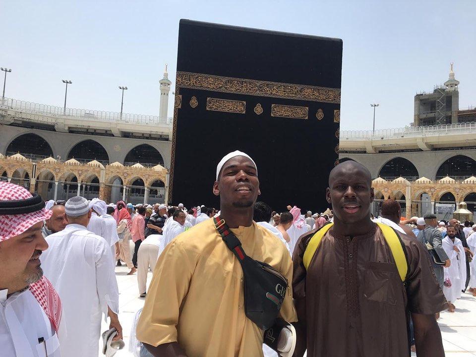 Paul Pogba i Kurt Zouma u Meki
