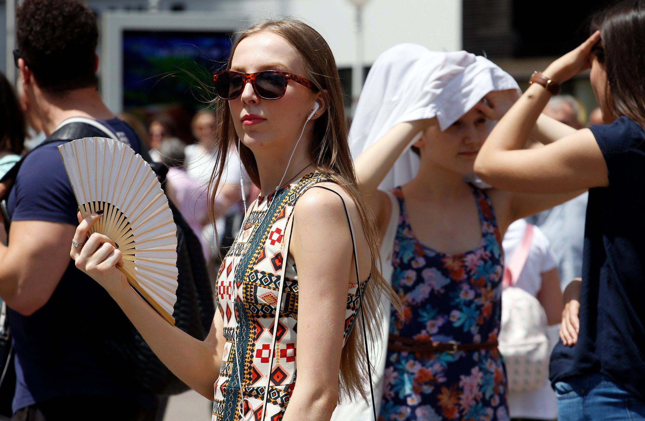 Vrućina u Zagrebu