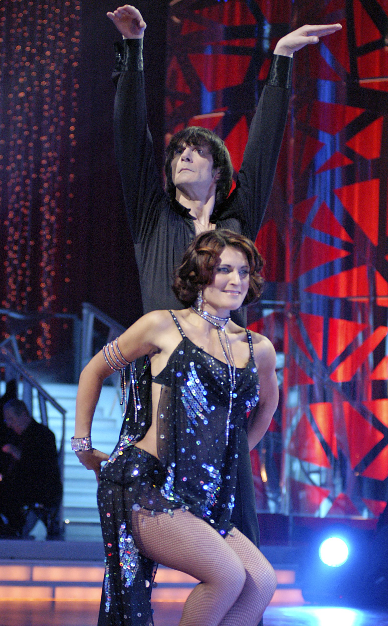 Davor Gobac i Tamara Despot u TV showu 'Ples sa zvijezdama'
