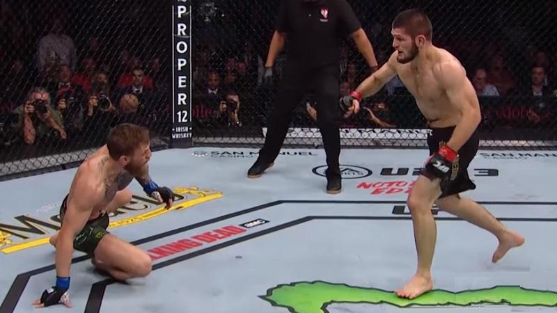 McGregor vs. Nurmagomegov
