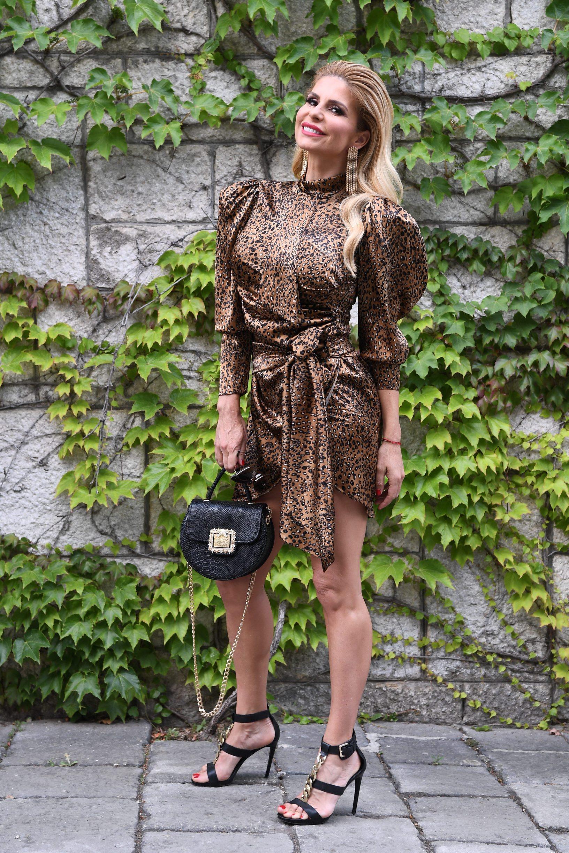 Split, 130619. Galerija Mestrovic. Modna revija, Montura 2019- Split Fashion Destination, odrzala se vrtu gelerije Mestrovic. Na fotografiji: Renata  Lovrincevic. Foto: Tom Dubravec / CROPIX