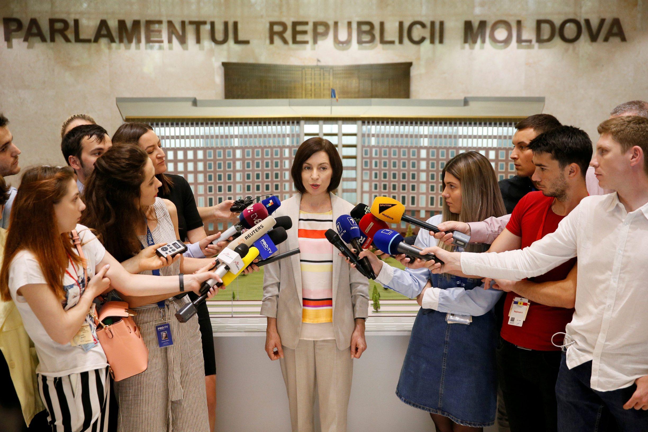 Zene moldavija Jaskić: Žene