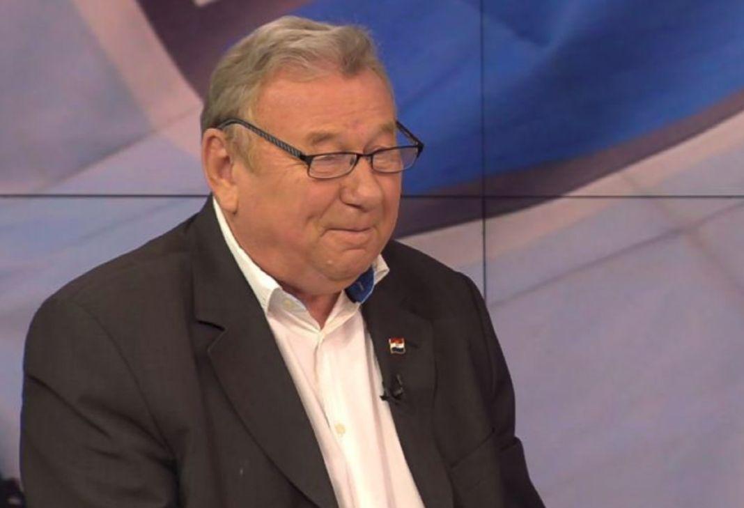 Nova TV - Vladimir Seks u Dnevniku Nove TV (2)