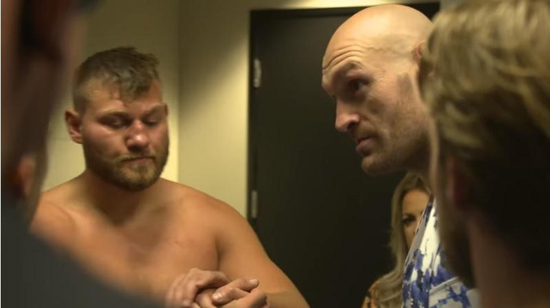 Tom Schwarz i Tyson Fury