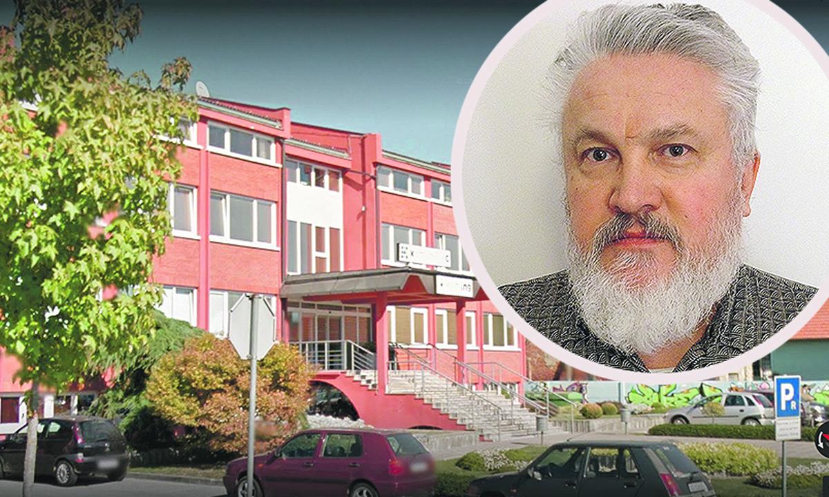 Drago Francišković (u krugu)