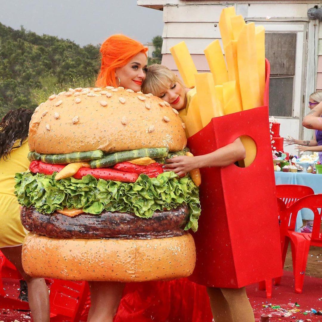 Katy Perry i Taylor Swift