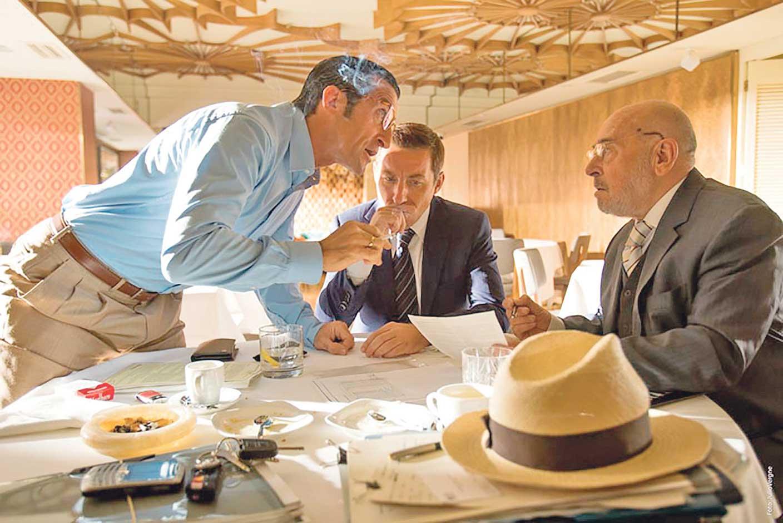 'El Reino' je španjolski kino hit