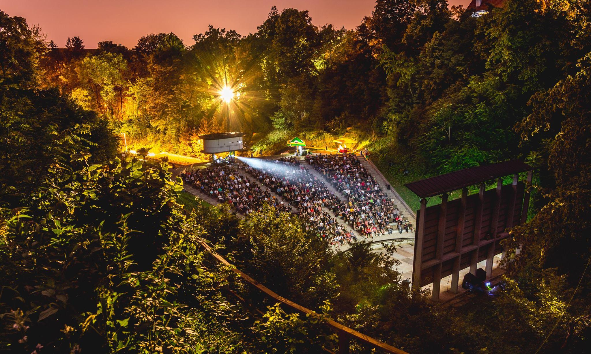 Ljetna pozornica Tuškanac i Kino Tuškanac spremni za 9. izdanje Fantastic Zagreb Film Festivala!