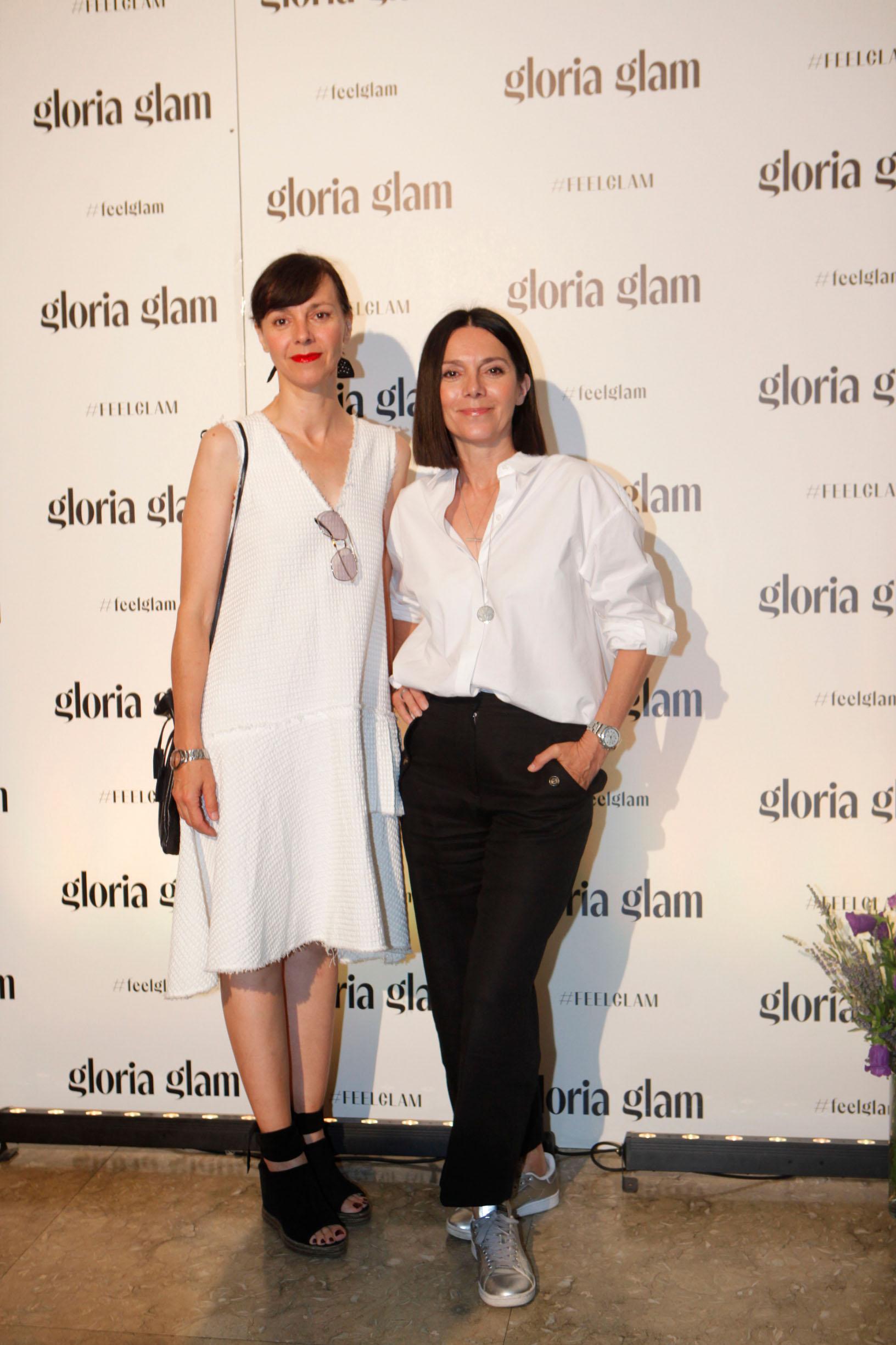 Daniela Trbović i sestra Nataša