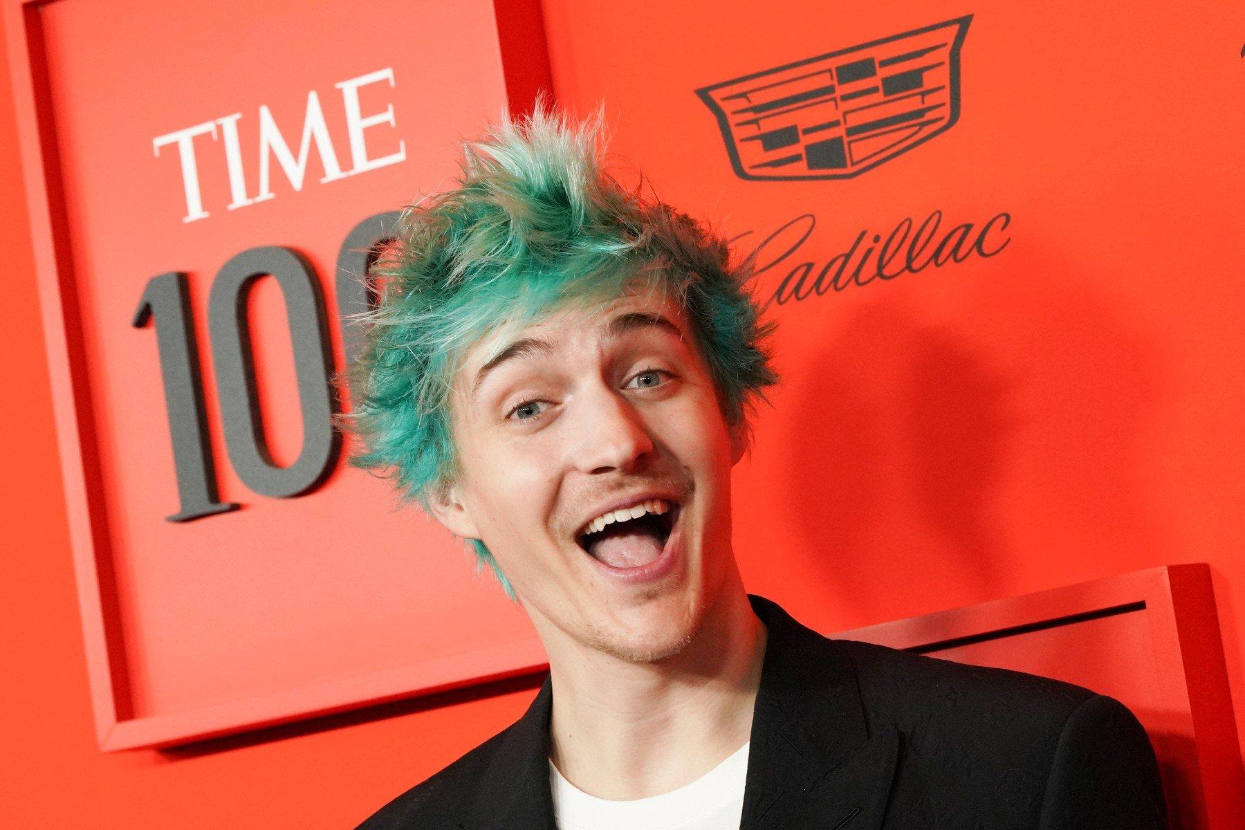 Tyler 'Ninja' Blevins (27) profesionalni igrač videoigara