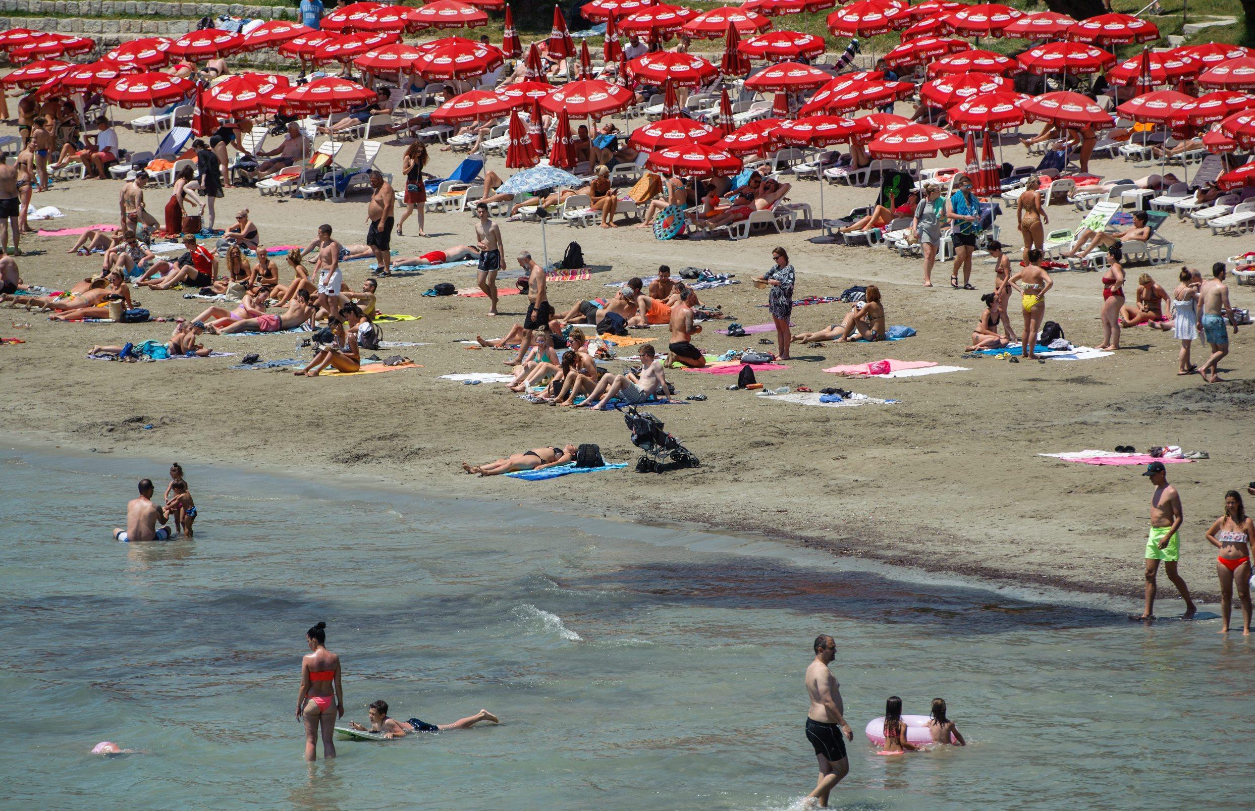 Plaža Bačvice