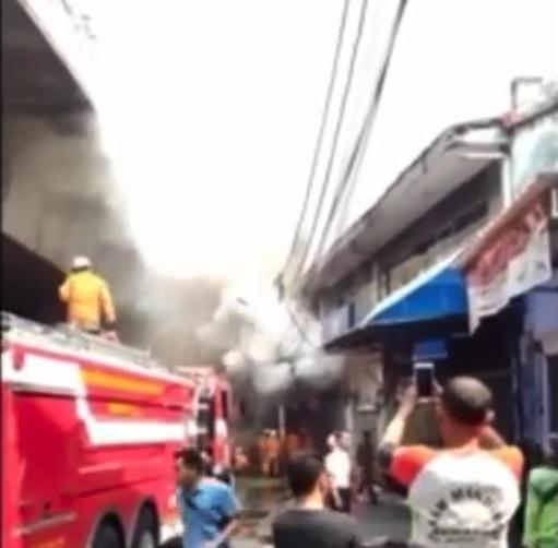 Požar u tvornici šibica u Indoneziji