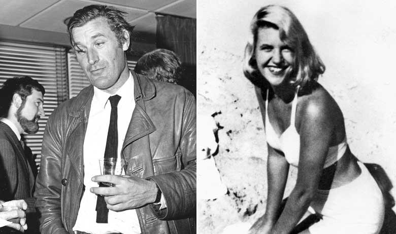 Ted Hughes; Sylvia Plath