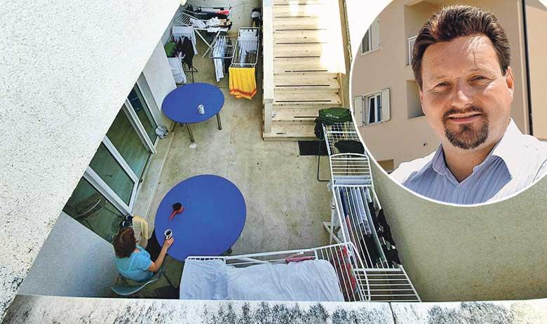 Podrum od 328 kvadrata kupila je tvrtka Supetrus Marijana Dužića za 301.000 eura