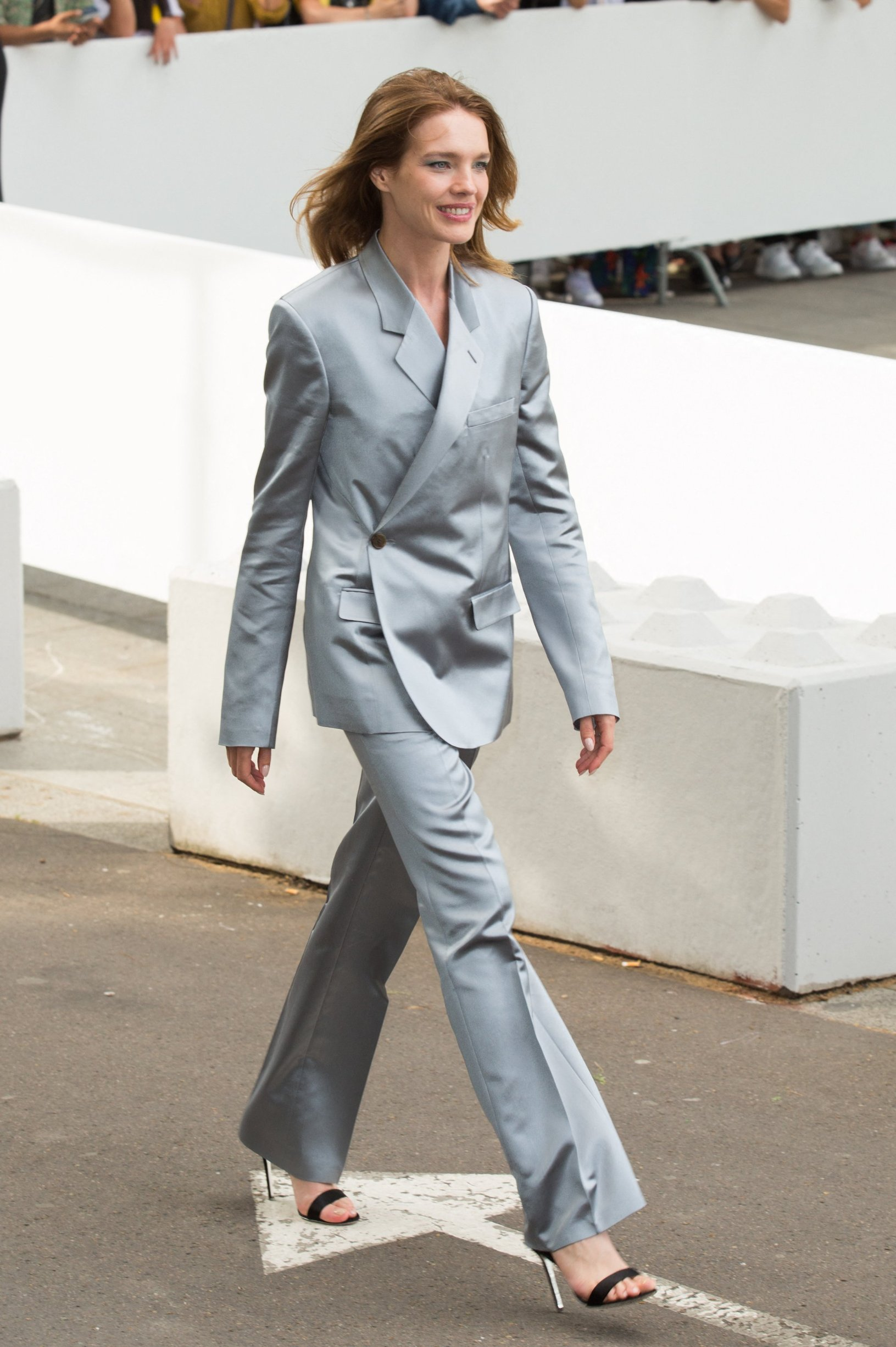 Natalia Vodianova arrives at Dior fashion Show during Menswear Spring/Summer 2020 on June 21, 2019 in Paris, France., Image: 450496744, License: Rights-managed, Restrictions: , Model Release: no, Credit line: Profimedia, Abaca Press