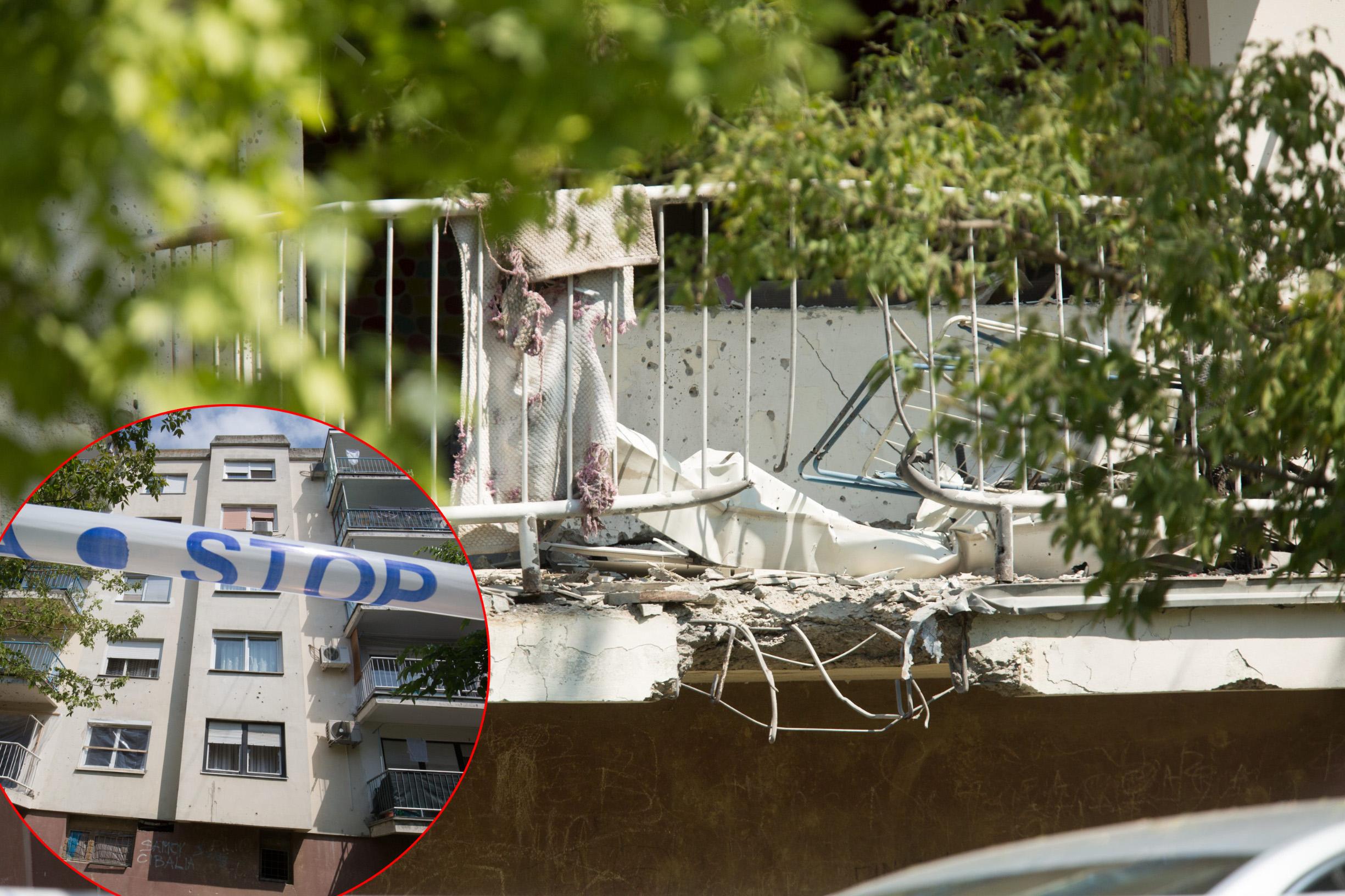 Eksplozija u Vinkovcima