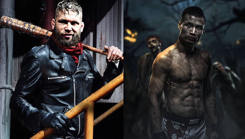 Jeremy Stephens i Chan Sung Jung