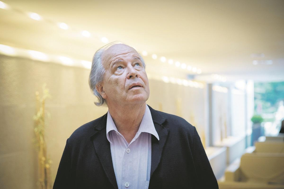 Dubrovnik, 280413. Prof. ing.arh. Boris Podrecca. Foto: Tonci Plazibat / CROPIX