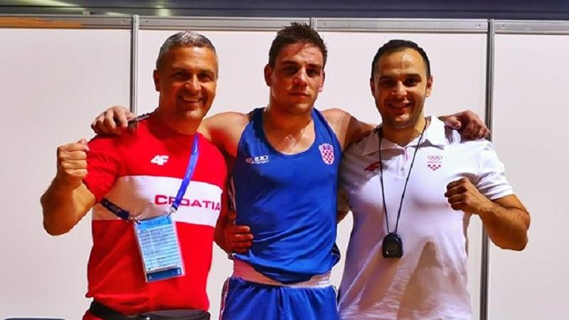 Toni Filipi s trenerima