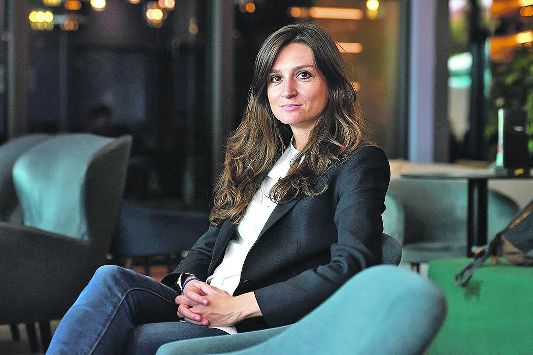 Elena Lavezzi, direktorica Revoluta za jugoistočnu Europu