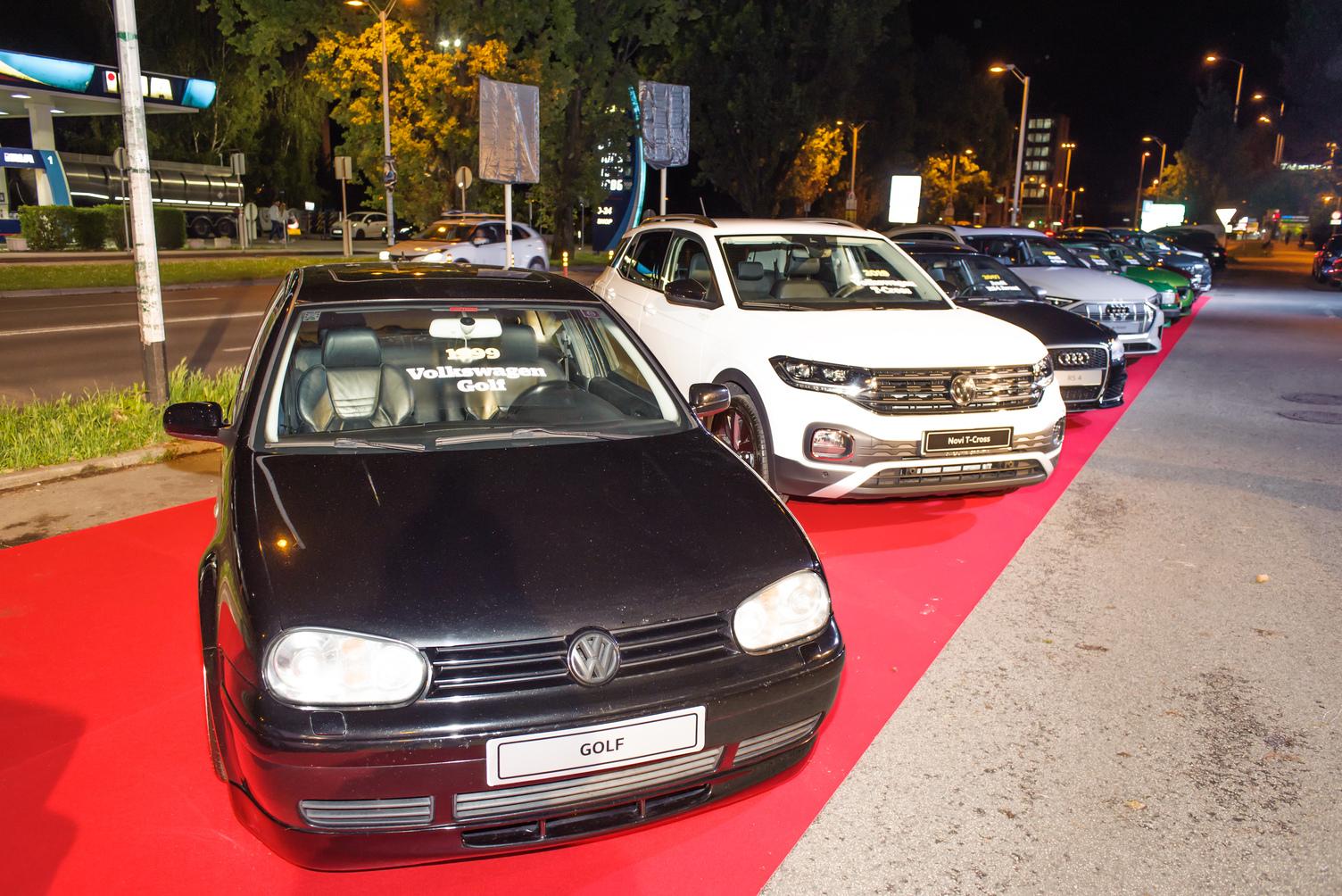 Zagreb, 300519. Atlanta Bocca Marai. Proslava 30 godina Auto kluba.  Na fotografiji:  Foto: Livio Andrijic / CROPIX