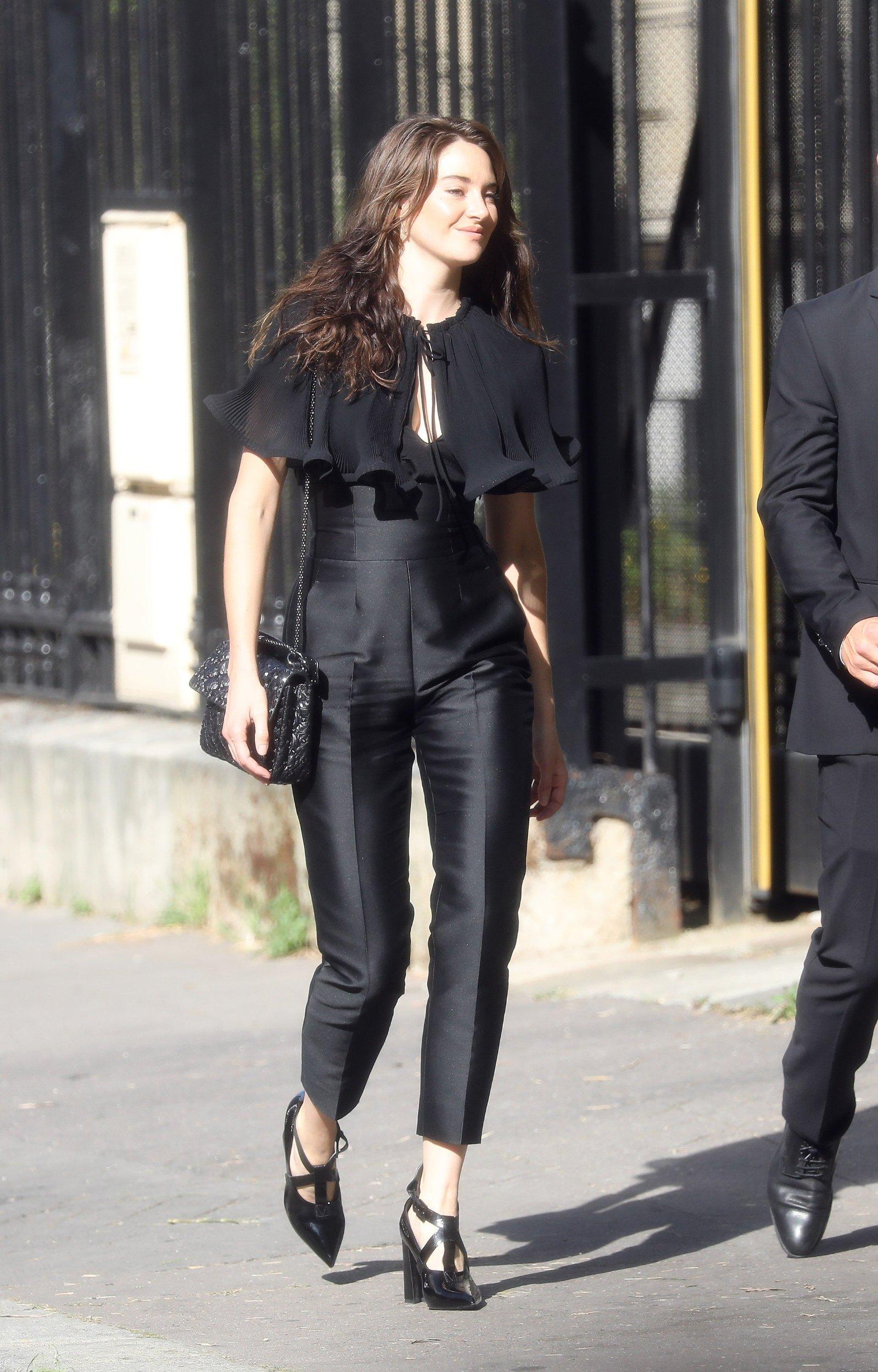 Shailene Woodley Zoe Kravitz Wedding with guests in the Lenny Kravitz parisian home Guests Paris le 29 juin 2019, Image: 452612009, License: Rights-managed, Restrictions: , Model Release: no, Credit line: Profimedia, KCS Presse