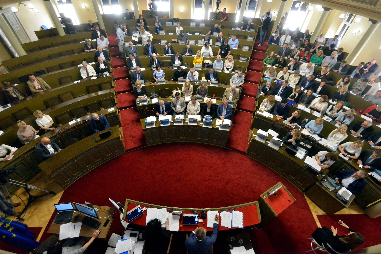 Ilustracija: Gradska skupština
