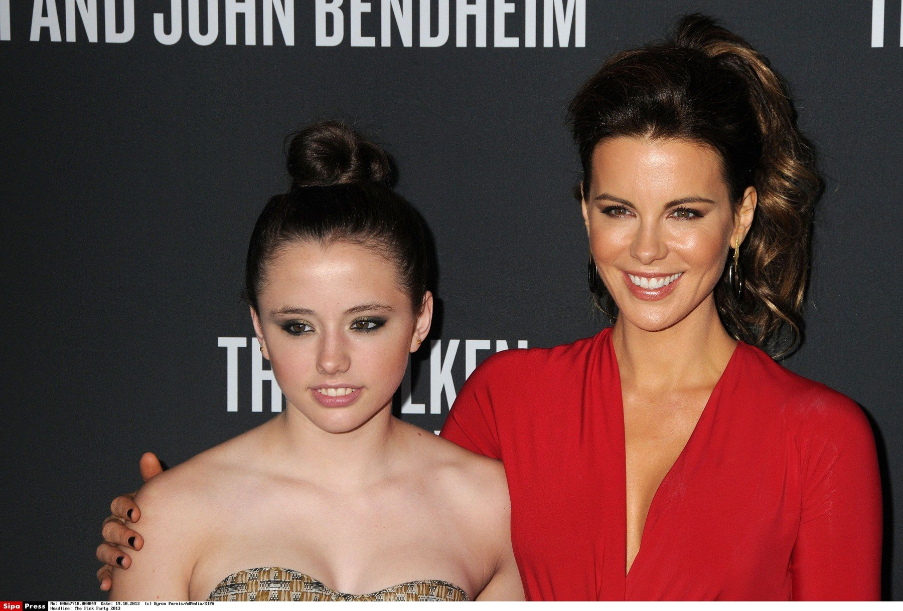 Lily Mo Sheen i Kate Beckinsale